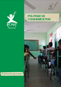 Politique de communication ECPAT France